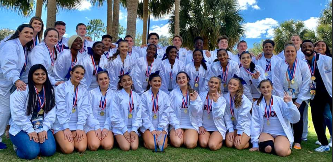 Bartow High Coed Cheerleaders 2020 World Champions